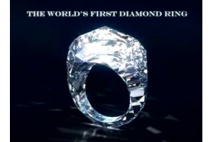 Anyone for a 150 carat diamond ring (or should I say 'rock')?