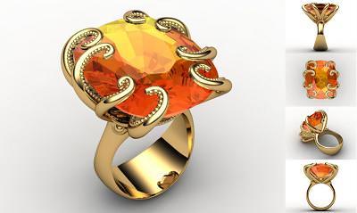 Designer Rings from ComparetheDiamond.com (formerly diamondgeezer.com)