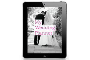 Top Four Wedding Planning Apps
