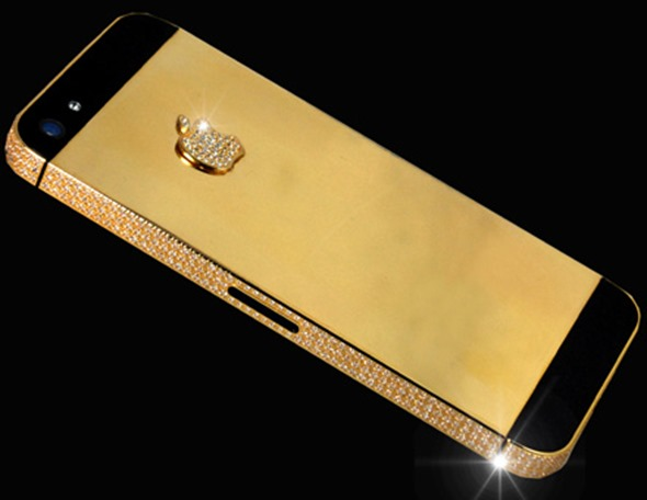 Diamond decorations Iphone