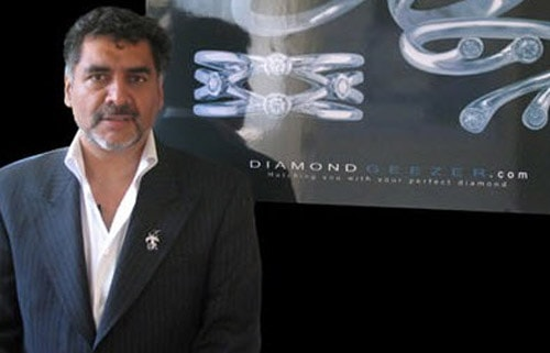 James Caan meets with ComparetheDiamond.com (formerly diamondgeezer.com)
