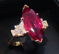 Finished Ring by ComparetheDiamond.com (formerly diamondgeezer.com)