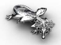 Dragons? Den Dragon Pin