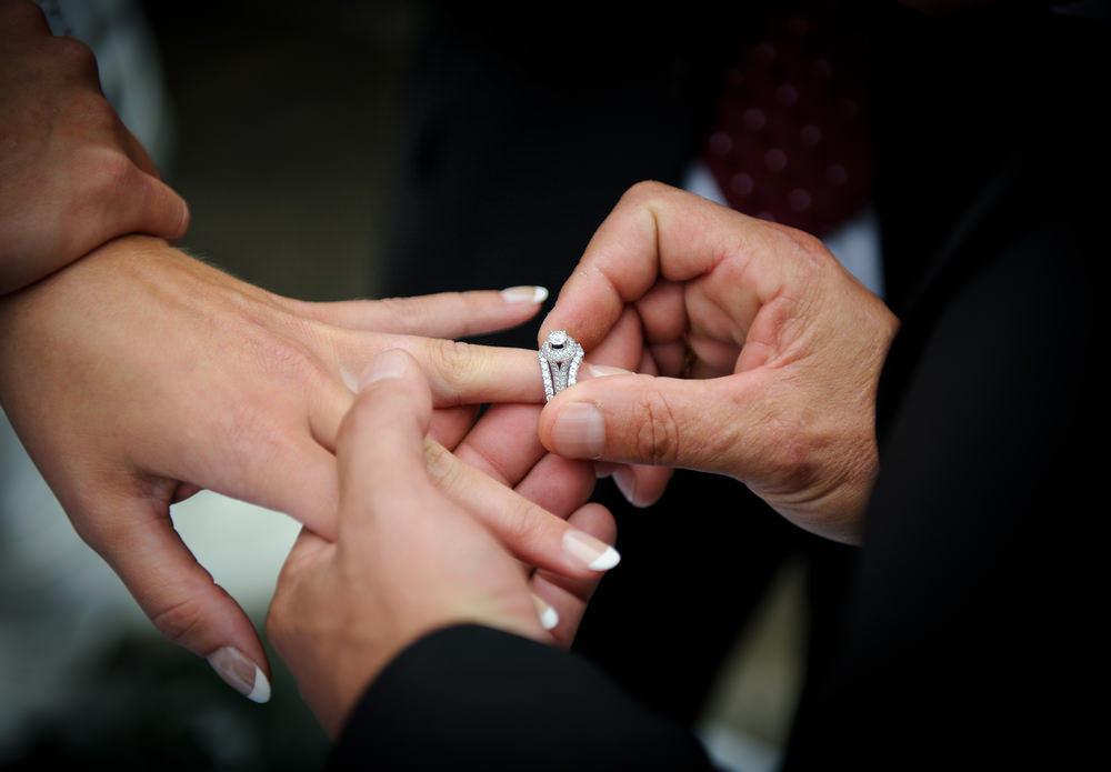 Second Marriage Engagement Rings Cost More