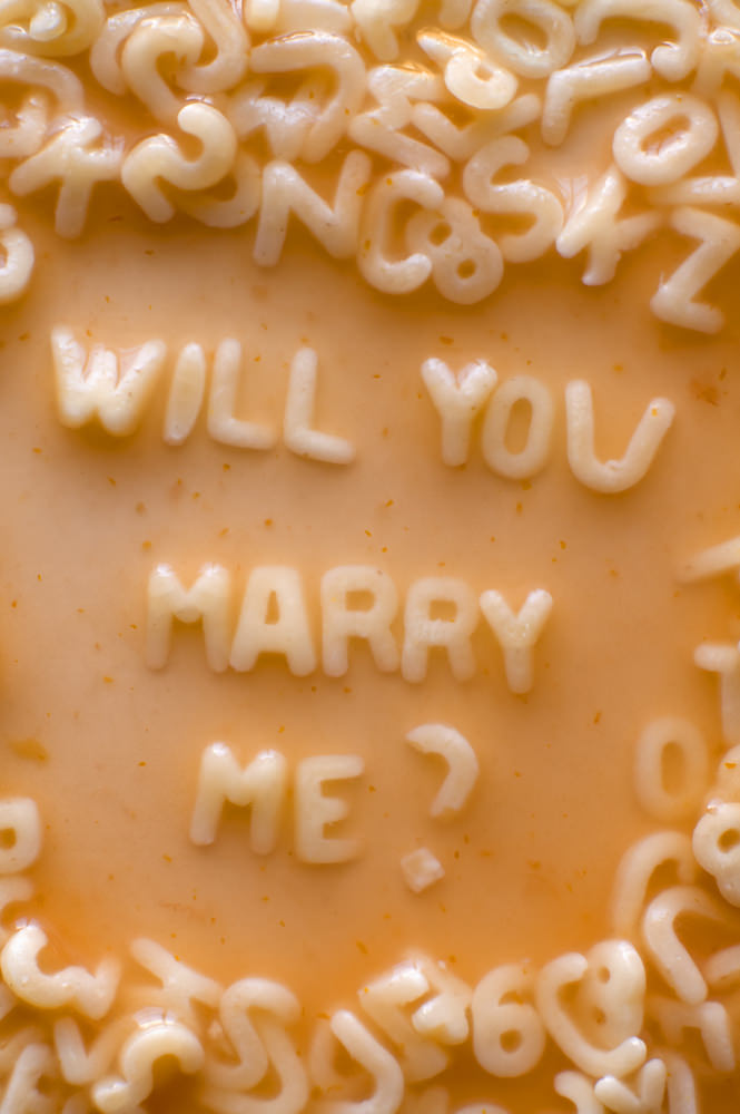 Clever Ways to Propose
