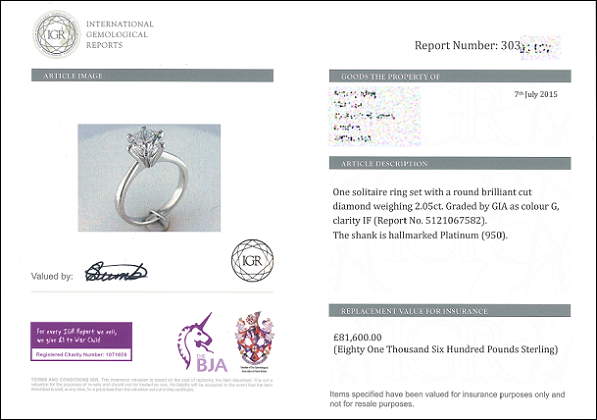 Independently Valued at £47, 503 more than the £34, 097 paid