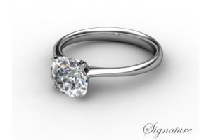 What is the DG Signature Engagement Ring?