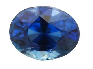 Blue Sapphire 1.15cts. 6.57 x 5.2mm.-03-LS47-1422