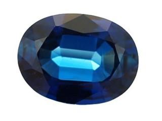 Blue Sapphire 1.56cts. 8.18 x 6.14mm.-03-LS47-3221
