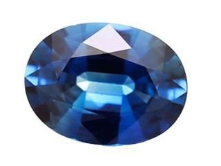 Blue Sapphire 1.25cts. 7.96 x 5.98mm.-03-LS47-4621