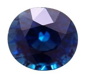 Blue Sapphire 1.65cts. 6.98 x 6.27mm.-03-LS47-7727