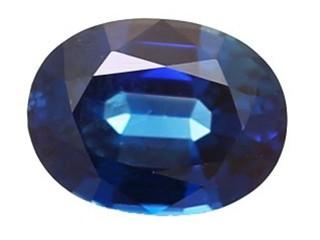 Blue Sapphire 1.78cts. 8.15 x 6.16mm.-03-LS47-8419