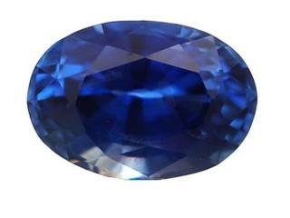 Blue Sapphire 1.27cts. 7.32 x 5.1mm.-03-LS47-8487