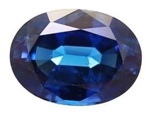 Blue Sapphire 1.13cts. 7.11x5.20mm.-03-LS47-9001