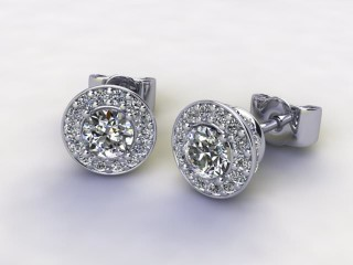 0.56cts. All Diamond-HA-9610X17