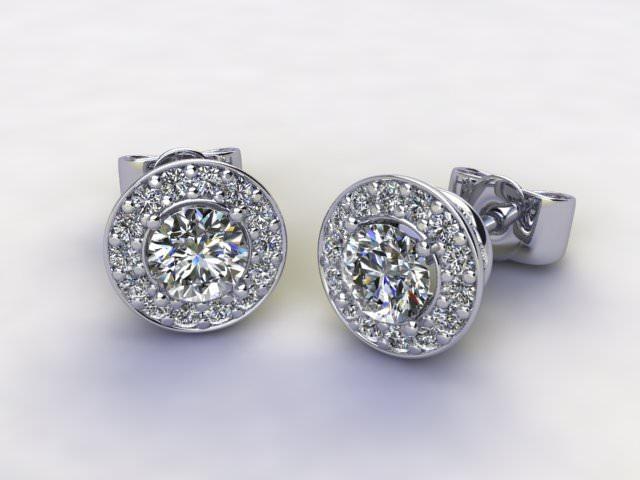 0.63cts. All Diamond