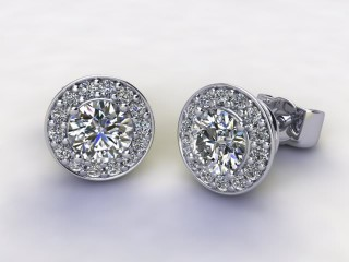 0.95cts. All Diamond-HA-9610X40