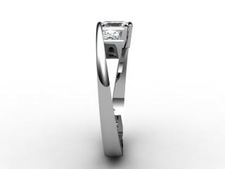 Trilogy Platinum Princess Diamond - 9