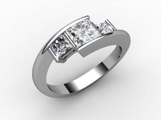 Trilogy Platinum Princess Diamond - 15