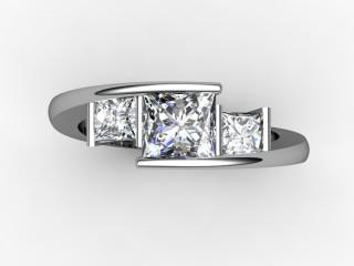 Trilogy Palladium Princess Diamond - 12