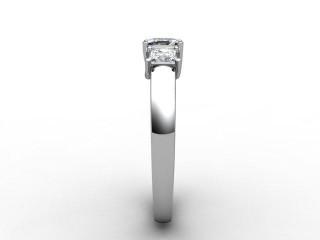 Trilogy Palladium Princess Diamond - 9