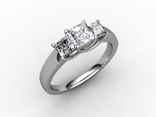 Trilogy Palladium Princess Diamond - 15