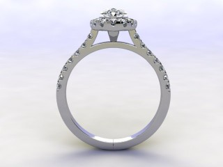 Certificated Marquise Diamond in Platinum - 6
