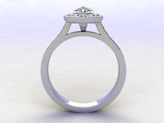 Certificated Marquise Diamond in Platinum - 6