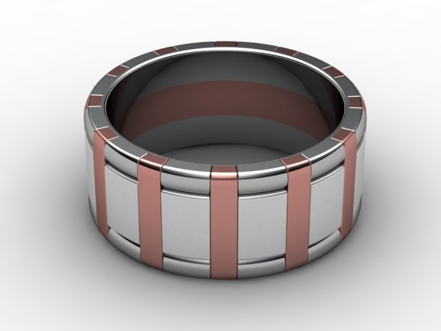 Men's  Designer Bands - nobody does it better
