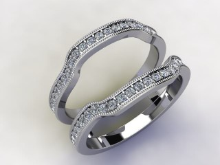 Diamonds 0.52cts. in 18ct White Gold - 12