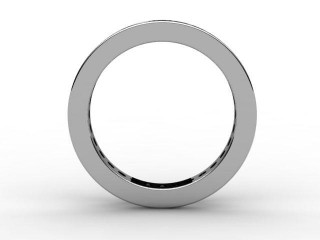 Full Diamond Eternity Ring 1.90cts. in Platinum