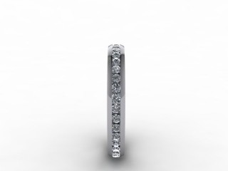 0.50cts. Full Platinum Eternity Ring