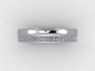 All Diamond 0.23cts. in Platinum
