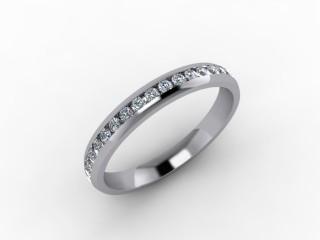 0.50cts. Full Platinum wedding Ring