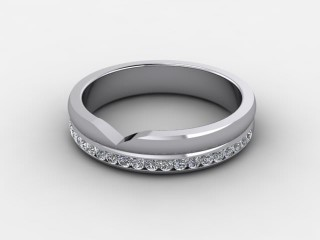 All Diamond 0.24cts. in Palladium-w88-662510