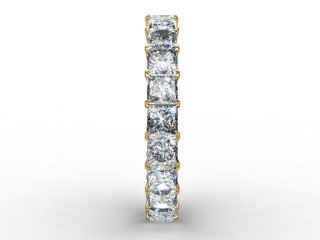 All Diamond Wedding Ring 3.75cts. in 18ct. Yellow Gold