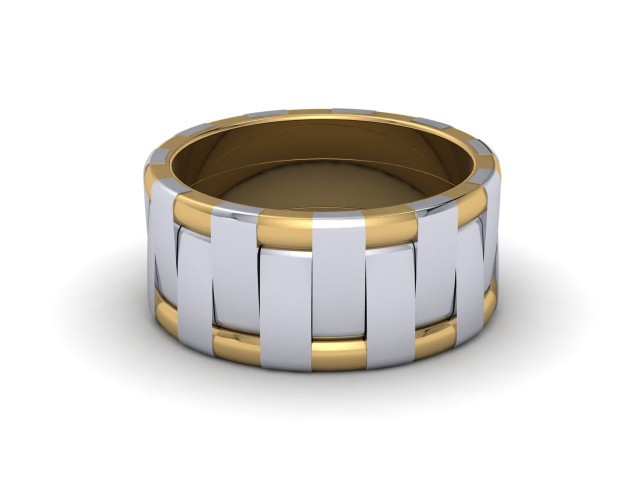 Men's Designer Wedding Rings